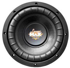 Lanzar 8 Car Audio Subwoofer Sub 800 Watt for sale online Jbl Subwoofer, Powered Subwoofer, Speaker Amplifier, Power Wire, Best Speakers, Rockford Fosgate, Car Audio, Consumer Electronics, Oem