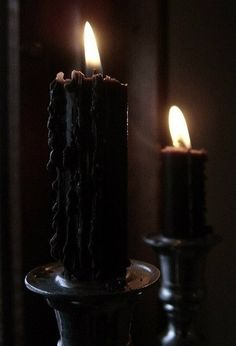 """""""Aislin kneels up on the back seat with the black candle in front of her and a chunk of amethyst in her hand."""" - Shattered Promises, Chapter 7."""