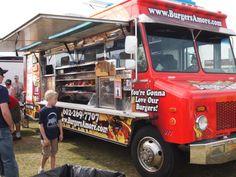 Burgers Amore #Phoenix #Arizona #FoodTruck | Best Food Truck of Arizona Festival 2014 | Photo by Kim M. Bayne for Street Food Files