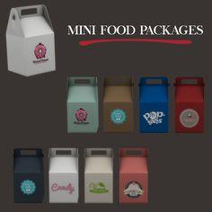 Mini Packages – Leosims.com -New
