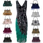 New Dress Great Gatsby Costumes Prom Gowns Party Cocktail Evening Handbag Womens dresses. Fashion is a popular style Prom Gowns Vintage, Vintage Flapper Dress, 1920s Dress, 1920s Flapper, Flapper Dresses, Fancy Dress Plus Size, Evening Dresses Plus Size, Evening Gowns, Prom Dresses Blue