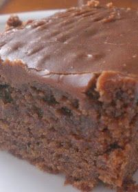 FoodGaZm..: Double Fudge Coca Cola Cake (Cracker Barrel Copy Cat)