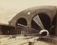 Der Goerlitzer Bahnhof in Berlin