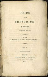 Publication History of Jane Austen's novels and stories