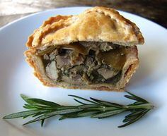 Lamb & Kidney Meat Pie from Flash Fiction Kitchen (paleo, AIP)