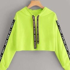 Cute Lazy Outfits, Neon Outfits, Crop Top Outfits, Trendy Outfits, Grunge Outfits, Girls Fashion Clothes, Teen Fashion Outfits, Teenage Outfits, Outfits For Teens
