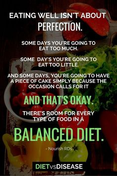 With all this 'good' and 'bad' labelling of foods, it's easy to forget that most of us don't need to exclude entire food groups to be healthy. And certainly not to be happy. Cheesecake and icecream cake always have a place in my diet!