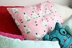 Oravanpesä Bed Pillows, Pillow Cases, Pillows