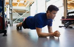 This Is How Long You Really Need to Hold a Plank to See Results   Men's Health