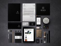 TheMustDaily //  Branding by Mairo Mora // Mairo Arde , via Behance