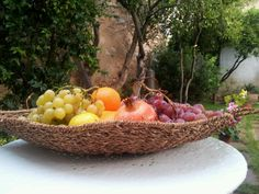 La frutta Serving Bowls, Tableware, Garden, Kitchen, House, Dinnerware, Garten, Cooking, Home