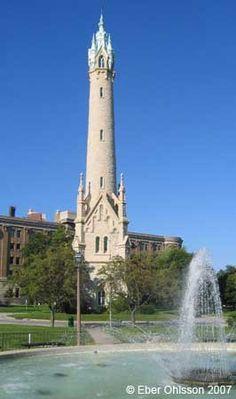 Milwaukee Water Tower
