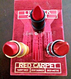 lipstick queen red carpet