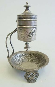"Antique Judaica ""Mayim Achronim"""