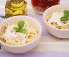 Una ricetta fresca, estiva e molto veloce, arricchito dai sapori asiatici del gomasio e del Tamari