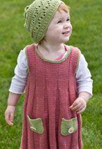 Misha's Sundress & Summer Hat http://www.pinterest.com/source/knitpicks.com/