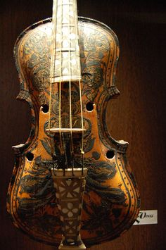 Exquisite violin-Museum, Brussels, Belgium...love... Something for Nathan