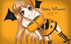 Happy Halloween! by ~SuiTania on deviantART