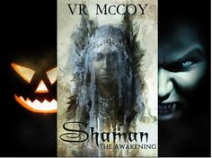 """Shaman-The Awakening"" Shapeshifters, Apparitions and Shamans; what a winning combination for ‪#‎Halloween‬ ‪#‎Bestseller ‪#‎Supernatural #Thriller‬ ‪#‎Creativia‬ Publishing Viewbook.at/Shaman and http://www.amazon.co.uk/dp/B00JPT31SK"