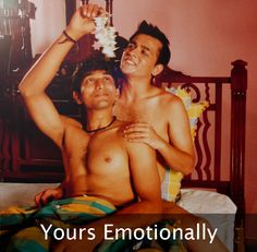 Yours Emotionally! - produced by Wise Thoughts (UK) in association with Solaris Pictures, directed by Sridhar Rangayan. --    DVDs available at http://www.amazon.com/Yours-Emotionally-Jack-Lamport/dp/B000MGUZHK
