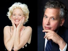 Christine Ebersole and Billy Stritch
