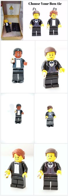Check out Doctor Who 10th Doctor Custom Lego Minifigure ~ Whovian ...