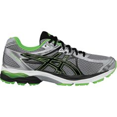 Asics Men's GEL-Flux 3 Running Shoes, Size: 11, Gray