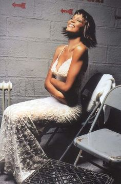 Whitney Houston ... the greatest