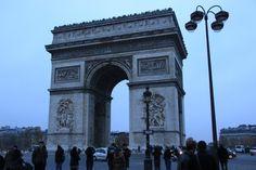 #ArcdeTriomphe at Place Charles de Gaulle - #Paris