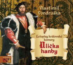 A je tu ďalší historický detektívny príbeh Vlastimila Vondrušku - Ulička hanby