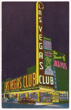 Vintage Vegas, The Las Vegas Club