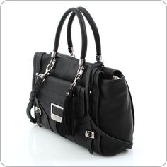 GUESS ONLINESHOP : Handtasche Guess Westbrook - Satchel Black