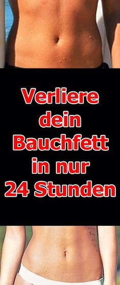 Bauchfett verlieren, in nur 24 Sunden – Healthy Lifestyle Lose belly fat in just 24 hours – Healthy Lifestyle Health Diet, Health And Wellness, Health Fitness, Detox Kur, Fat Burning Detox Drinks, Fat Loss Diet, Lose Belly Fat, How To Lose Weight Fast, Healthy Lifestyle