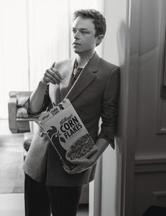 W Cover Star Dane DeHaan Is Ready for Intergalactic Fame Photos | W Magazine