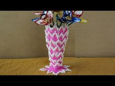 DIY: How to Make Most Beautiful 3D Paper Tree/ Artificial Tree for Home Decoration!!! - YouTube