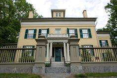 Emily Dickinson Museum - The Homestead