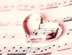 heart, love, lyrics, music, music notes, note, passion, pastel, pretty, score, think pink