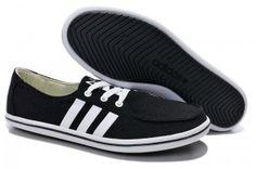 Adidas Neo Casual Low Scarpe da running Nero Bianco Uomo italia store