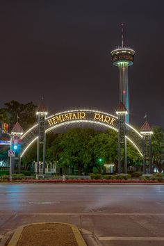HemisFair Park, San Antonio, Texas