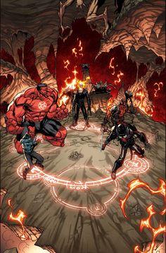 Thunderbolts | #comics #marvel