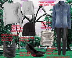 FASHION LOW COST: LAYERS+LEATHER