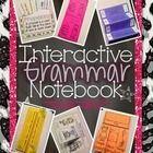 Interactive Grammar Notebook !