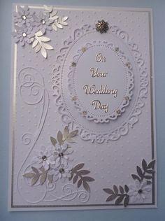 White Wedding | docrafts.com