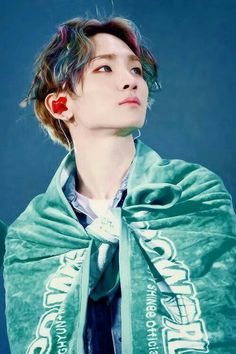 Key with pretty hair :D