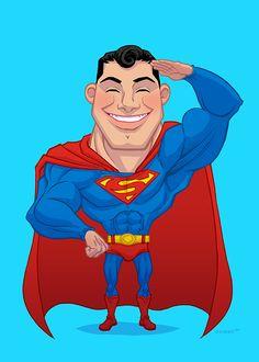 Superman by Forty-Nine on DeviantArt