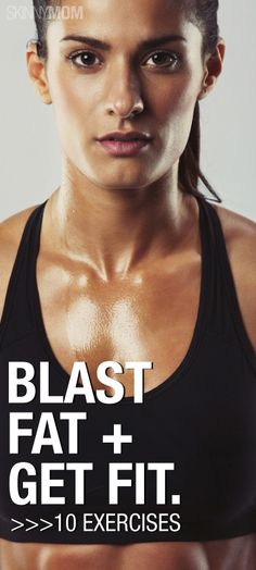 You can do this! Blast the fat!