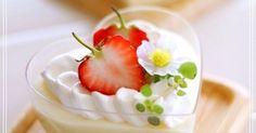 ♡ホワイトチョコムースってめっちゃ美味しい♡ ぜひ試してみて・・