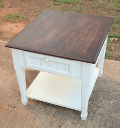 40 awesome end table makeover images furniture makeover rh pinterest com