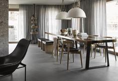 interior design | eat | dining room | chairs