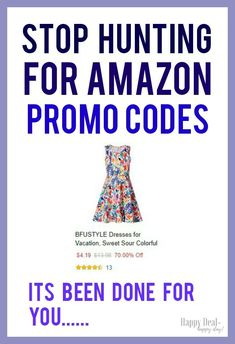 Find the best Amazon promo codes on this site! #coupon #couponing #promo #amazon
